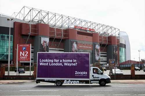 Rooney không cần lo tìm nhà nếu đến Chelsea - 1
