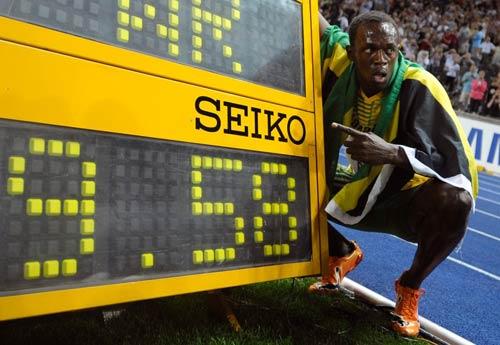 "Usain Bolt & bí mật của ""tia chớp"" - 1"