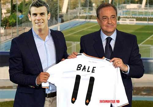 Real để dành số áo 11 cho Bale? - 1