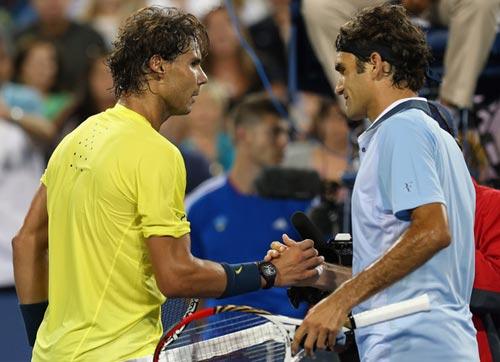 Federer hài lòng với phong độ của mình - 1