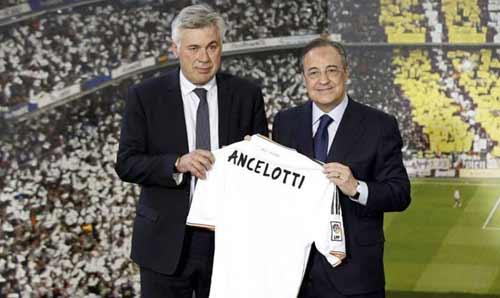 Real – Ancelotti: Chờ phát súng lệnh - 1