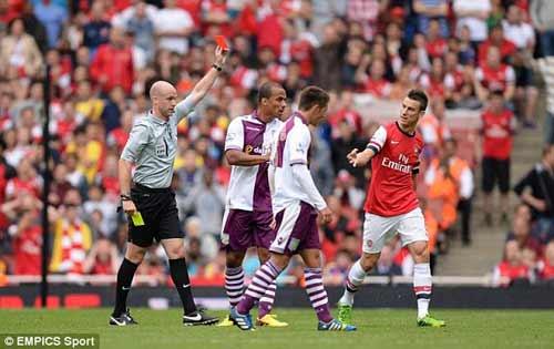 Arsenal – A.Villa: Thảm họa ở Emirates - 1