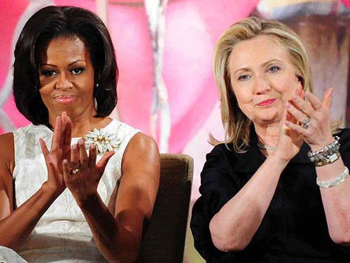"""Mỹ đã """"sẵn sàng"""" có nữ tổng thống đầu tiên - 1"""