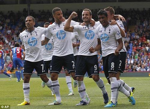C.Palace - Tottenham: Dấu ấn tân binh - 1