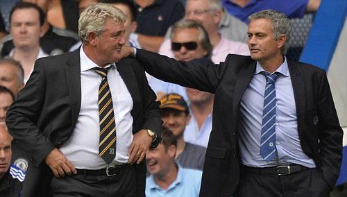 """Video: Cảm xúc """"đặc biệt"""" của Mourinho - 1"""