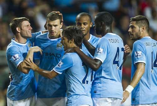 Man City–Newcastle: Chờ Pellegrini trả lời - 1