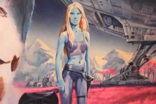 Bật mí nguyên mẫu Avatar - 1