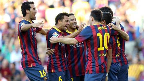 Barca – Tata: Khởi đầu như mơ - 1
