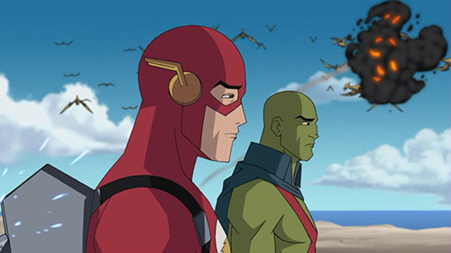 Trailer phim: Justice League: The New Frontier - 1