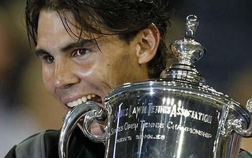 US Open không chỉ gọi tên Nadal - 1