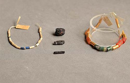 Vòng tay 5000 năm làm từ thiên thạch - 1