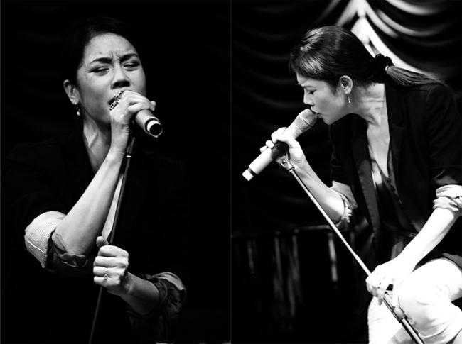 Sau khi sang Mỹ biểu diễn và cư trú vào năm 2003, Thu Phương và Huy MC chia tay.