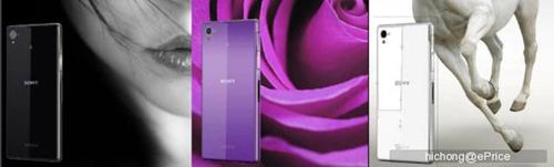 """Sony Honami lộ ảnh """"nóng"""", đổi thành Xperia Z1 - 1"""