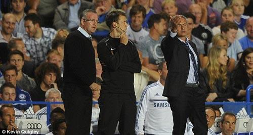Trọng tài bị tố thiên vị Chelsea - 1