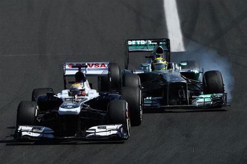 F1 – Belgian GP: Giai đoạn then chốt bắt đầu - 1