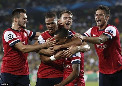 Arsenal: Bộ mặt nào của Pháo thủ? - 1