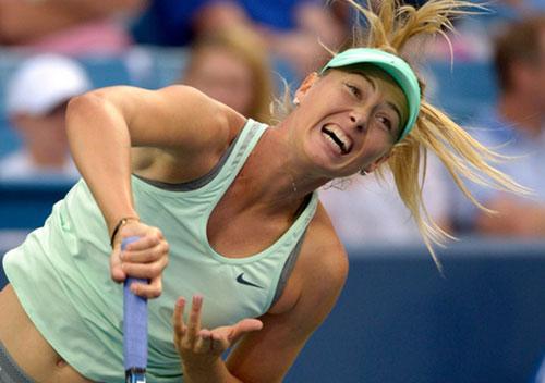 Sharapova bất ngờ rút lui khỏi US Open - 1