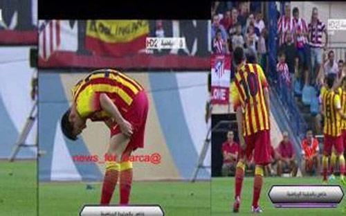 Barca: Thời cơ cho Neymar - 1