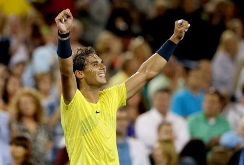 Chỉ có Djokovic xứng tầm với Nadal? - 1