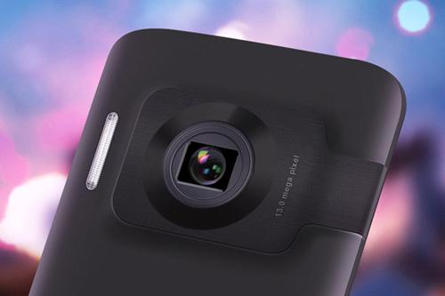 Lộ ảnh OPPO N1 dùng cảm ứng mặt sau - 1