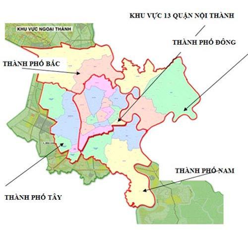 Chính quyền đô thị: Xung đột 102 văn bản luật - 1