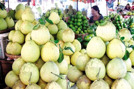 Trái cây tẩm thuốc tăng ngọt nhanh chín - 1