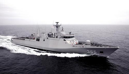Hà Lan bán 2 tàu hộ tống Sigma cho Việt Nam? - 1