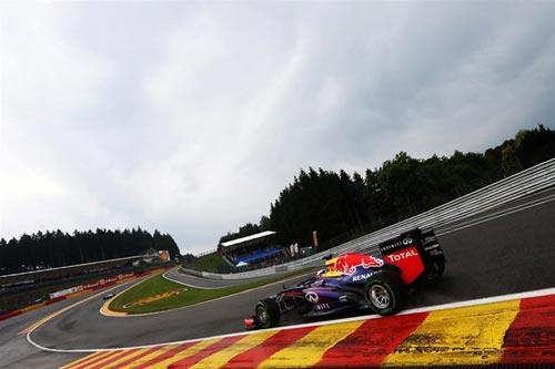F1- Chạy thử Belgian GP: Red Bull vẫn là thách thức lớn - 1