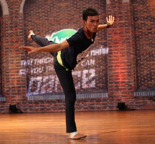 Tập 2 Bước nhảy: Nhiều tài năng mới lộ diện - 1