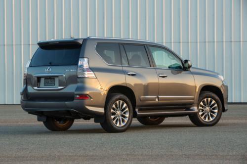 Công bố giá Lexus GX 2014 - 2