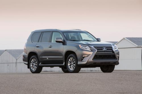 Công bố giá Lexus GX 2014 - 3
