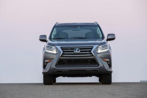 Công bố giá Lexus GX 2014 - 4