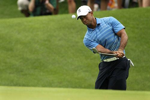 Golf – V3 Barclays: Tiger Woods vào top 4 - 1
