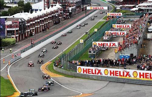 F1 - Belgian GP: Chiến thắng hoàn hảo - 1