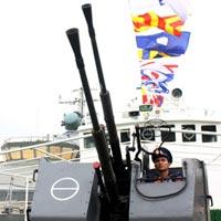 CS biển được trang bị thêm 3 tàu tuần tra
