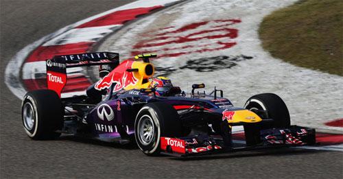F1: Red Bull và bài toán khí động học - 1
