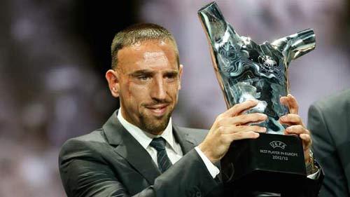 QBV 2013: Ribery sẽ lại hạ Messi-Ronaldo - 1
