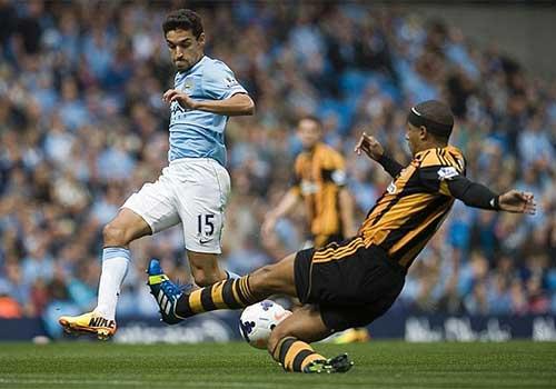 Man City - Hull: Chiến đấu kiên cường - 1