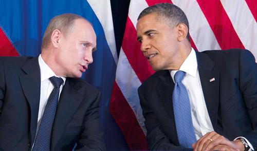 Putin thách Mỹ đưa bằng chứng chống lại Syria - 1