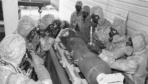 Vũ khí hóa học, nỗi ám ảnh lịch sử (P2) - 1