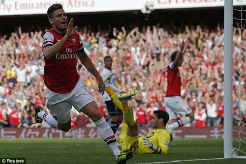 Arsenal: Dường như Wenger có lý - 1