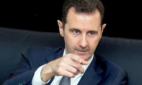 Tổng thống Syria thách thức Mỹ và phương Tây - 1