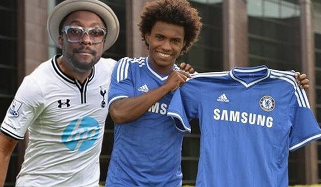 Chelsea đã nẫng tay trên Tottenham vụ Willian.