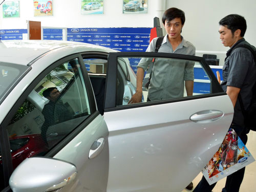 Giá ô tô sẽ rẻ hơn nhiều - 1