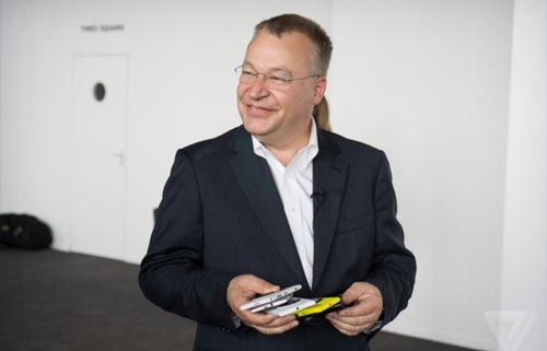 Elop từ nhiệm, Nokia bổ nhiệm CEO mới - 1