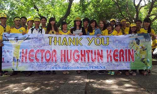 "Hector đến HN.T&T, fan SLNA ""cay đắng"" - 1"