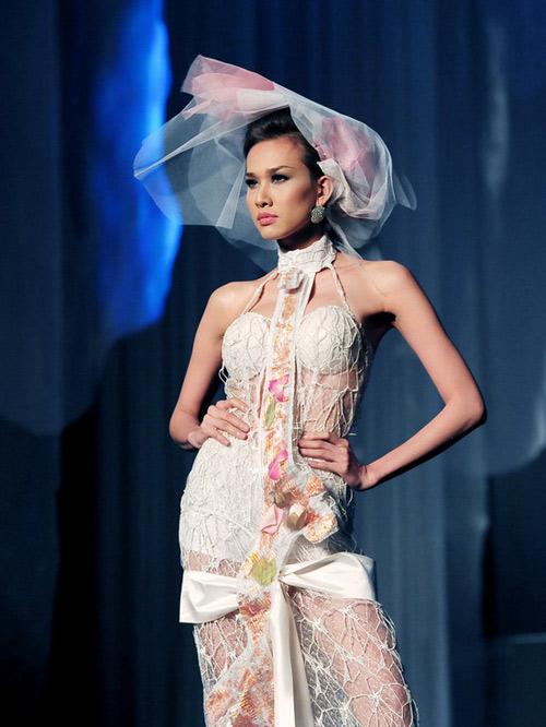 """Dấu hiệu """"hết thời"""" của người mẫu Việt - 1"""