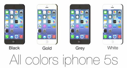 Concept Iphone 5S - 1