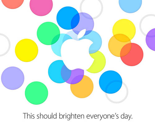 Apple gửi thư mời ra mắt iPhone mới - 1