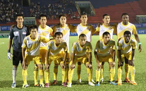 K.Kiên Giang: Cầu thủ tính kiện lãnh đạo - 1